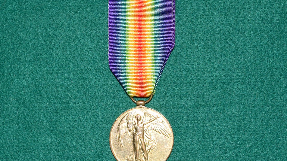 Victory Medal 1914-1918