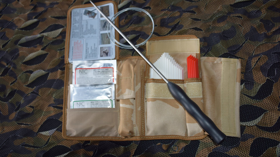 Personal Mines Extraction Kit