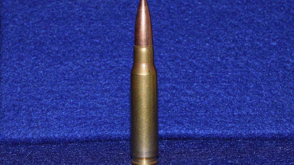 7.62mm NATO Bullet (GGG) Inert