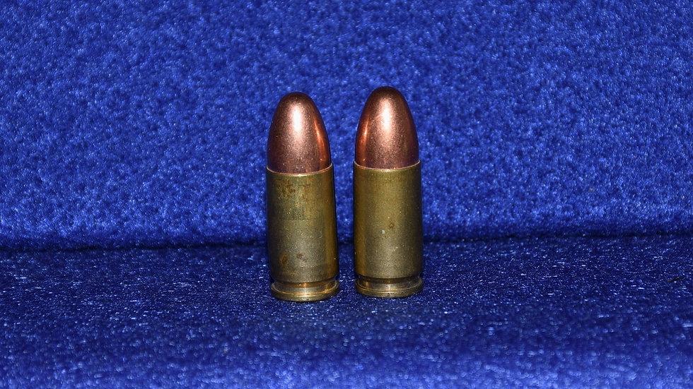 9mm Bullets (GECO) Inert (2)