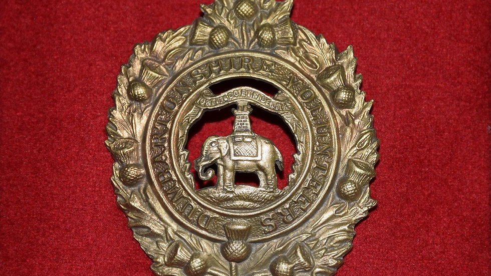 Dumbartonshire Rifle Volunteer Corps - Circa 1860