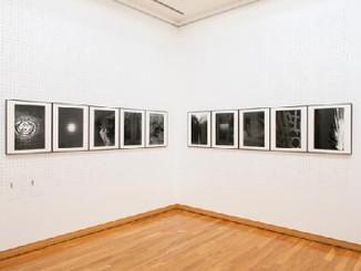 2013.12.1 影像2013展 「二組の影像」 展示写真