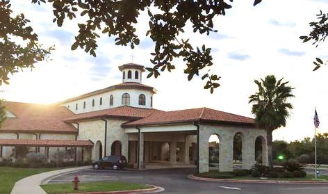 St. Anthony Marie de Claret Catholic Church - Kyle
