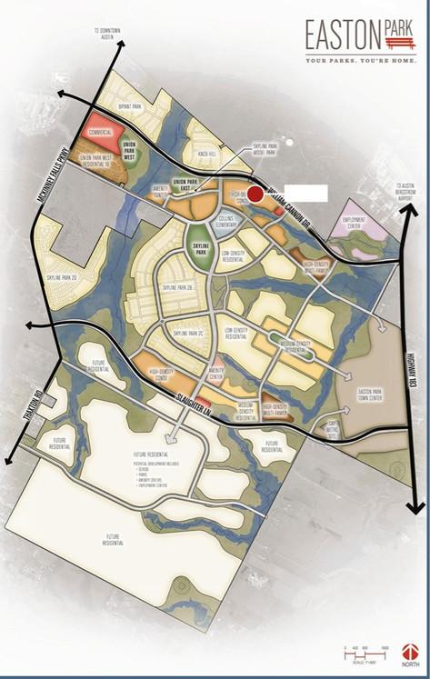 Residential - Easton Park 1