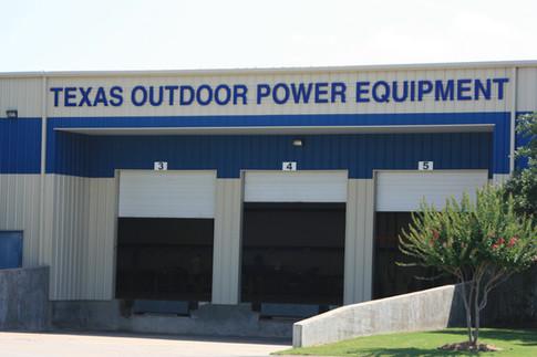 Texas Outdoor Power Equipment - Georgetown