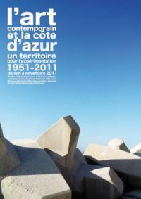 Mostra L'Art Contemporain et la Côte d'Azur, Un territoire pour l'expérimentation , 1951