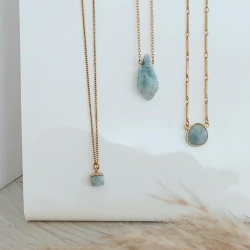 Blue Vibe   Shorties Necklaces