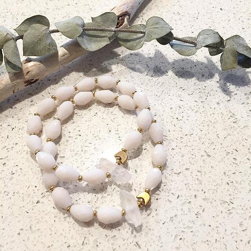 Moon Child Stacker Bracelets