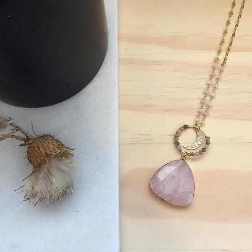 Super 7 Love Necklace