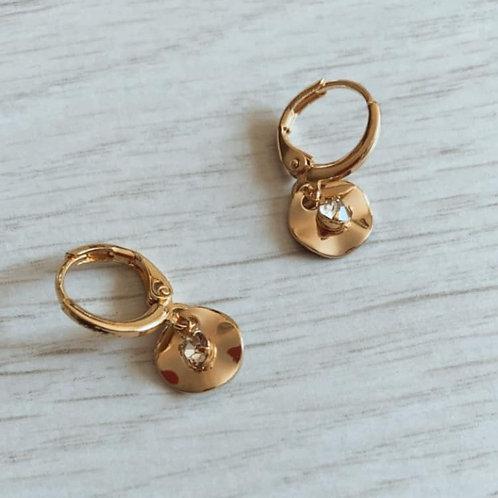 Halo | Latchback Earrings