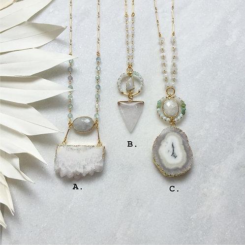 Those Crystal Jewels