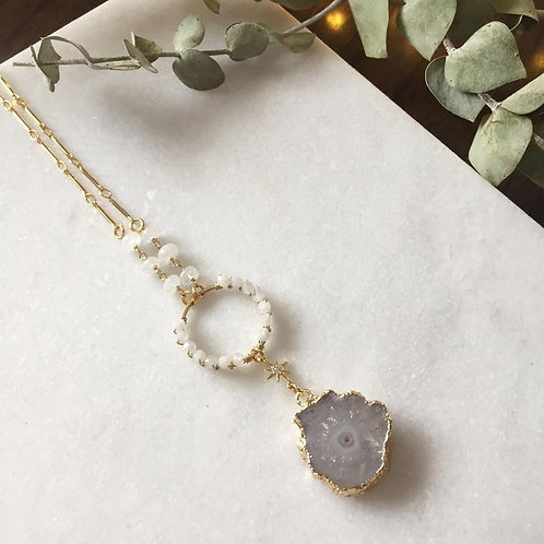 Moon Of All Wonder Necklace