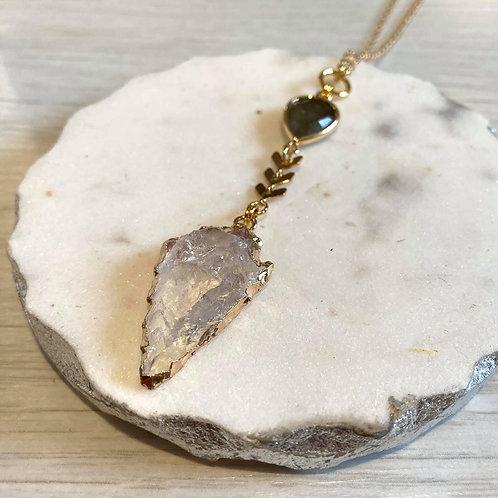 Ninx   Arrowhead Necklace