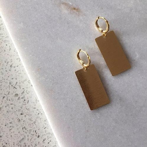 Gilded Girl Earrings