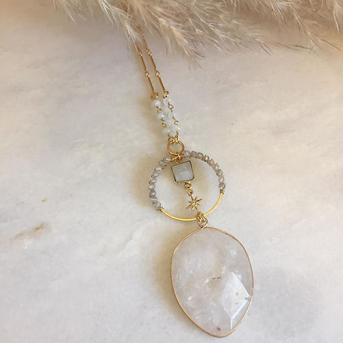 Moonlight Shines Necklace