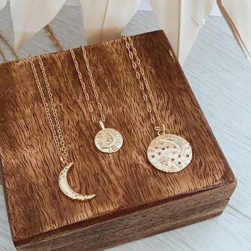 Moonstruck Stars | Shorties Necklaces