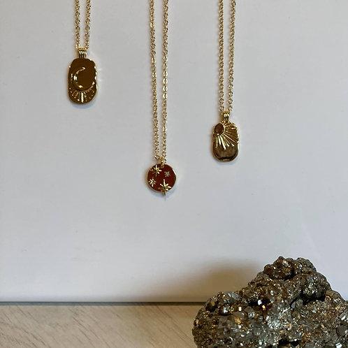 Celeste | Fave Shorties Necklaces