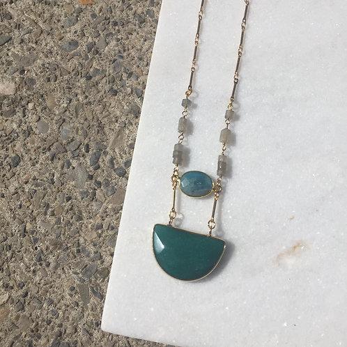 Oceanea Long Necklace