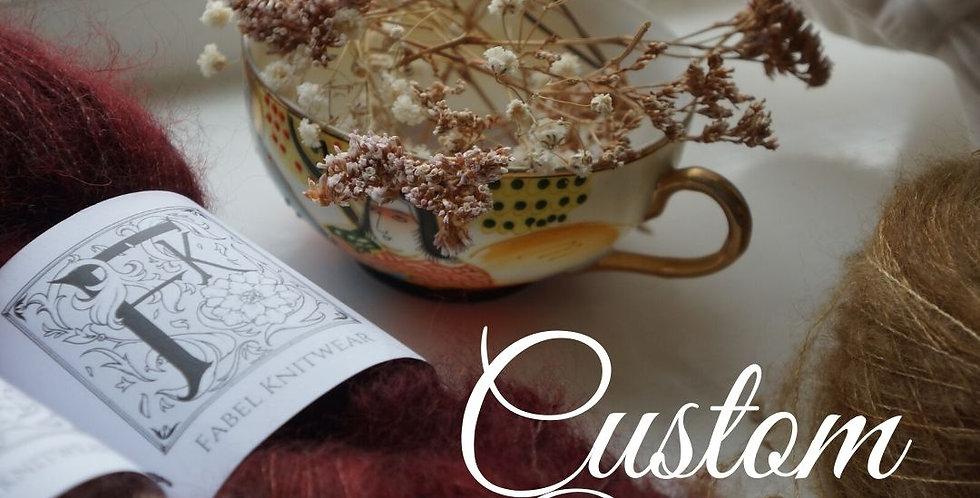 Custom Order Ria