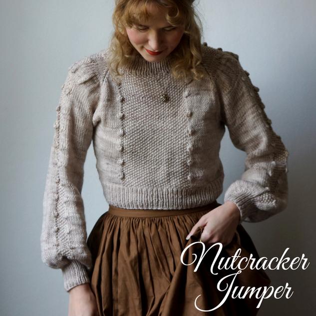 Nutcracker Jumper