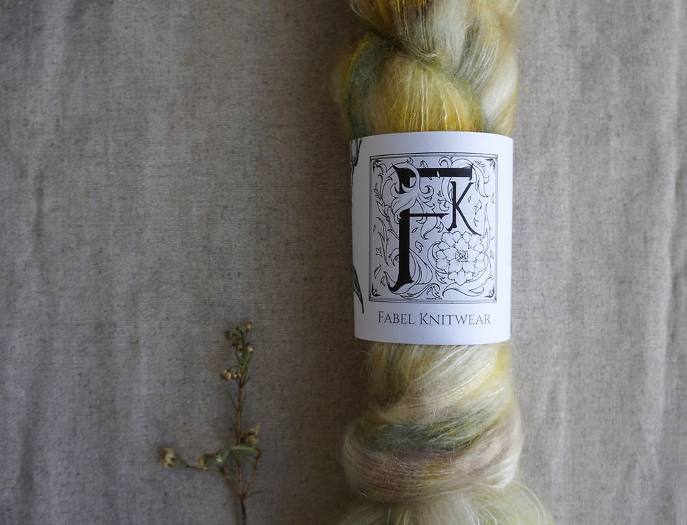 Mohair Silk - Magebloom