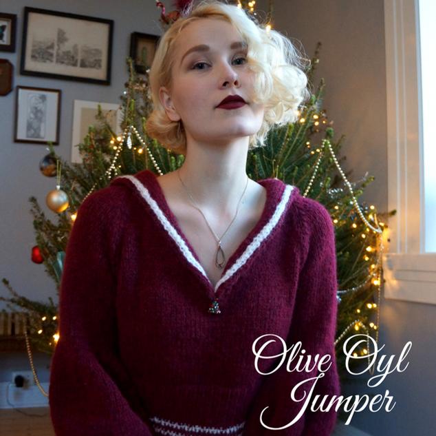 Olive Oyl Jumper