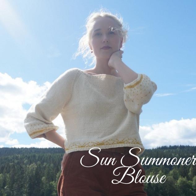 Sun Summoner Blouse