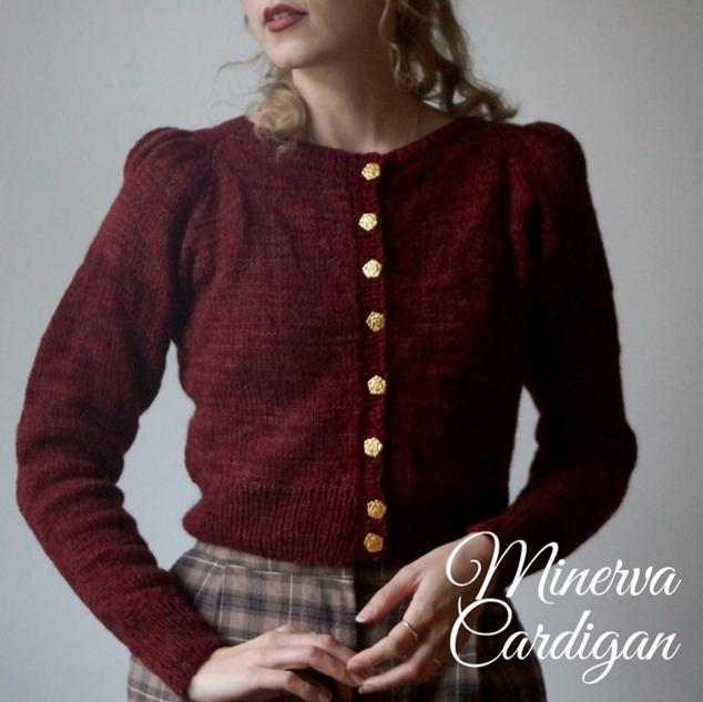 Minerva Cardigan