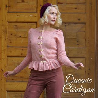 Queenie Cardigan