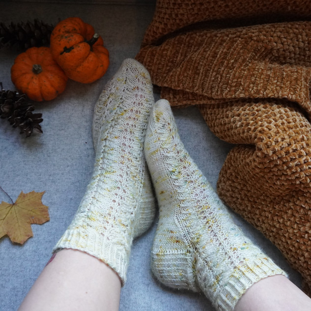 "Socks in Athena ""Magebloom"""