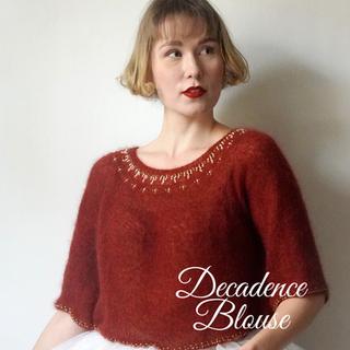 Decadence Blouse