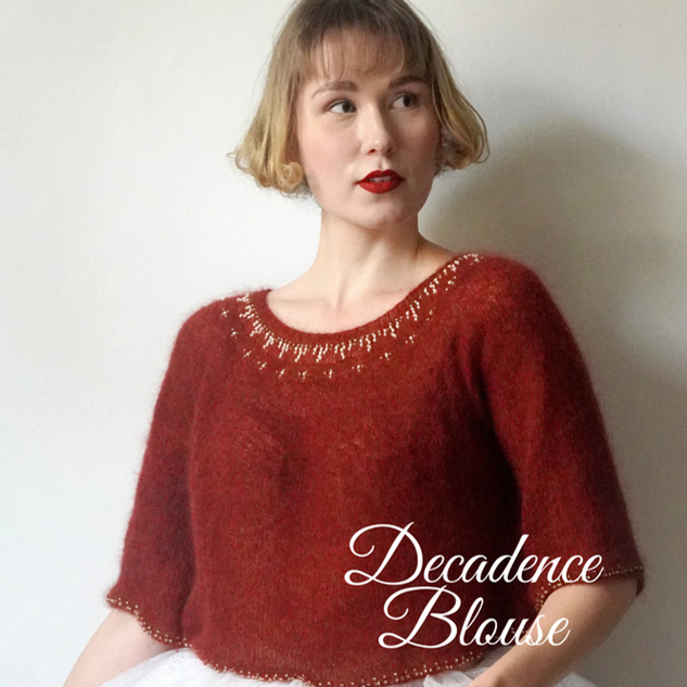 Decadence Blouse