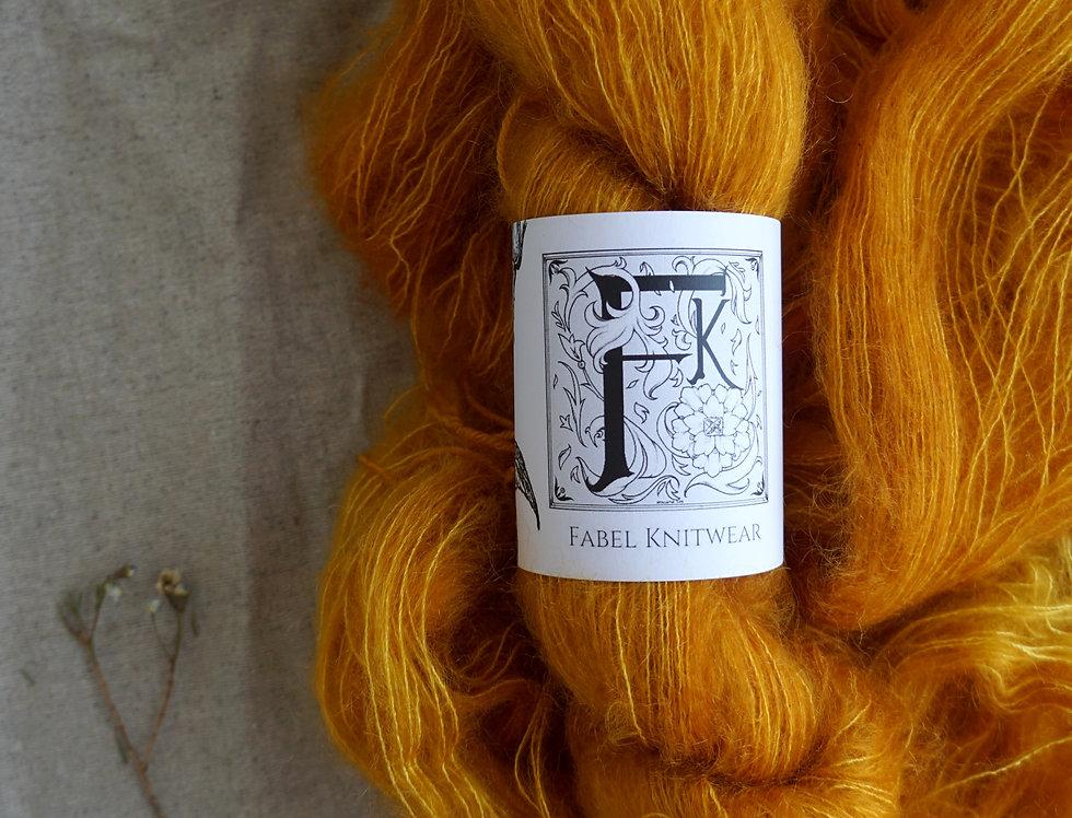 Mohair Silk - Butterbeer