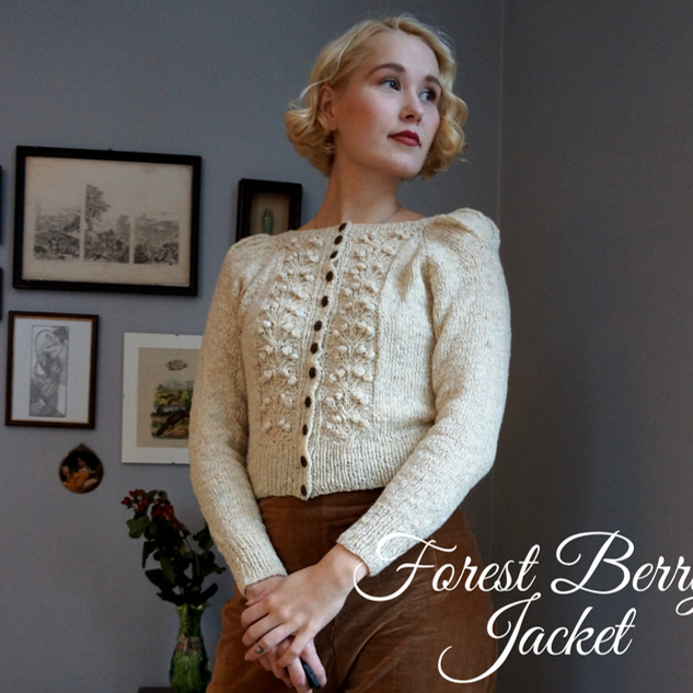 Forest Berry Jacket