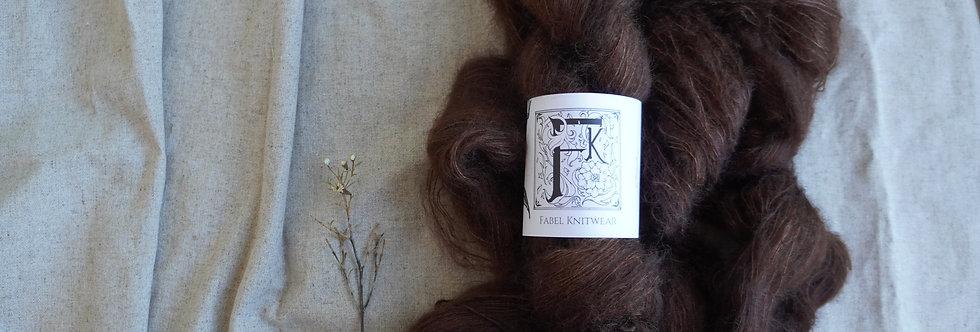 Mohair Silk - Acorn Ulykkesfugl