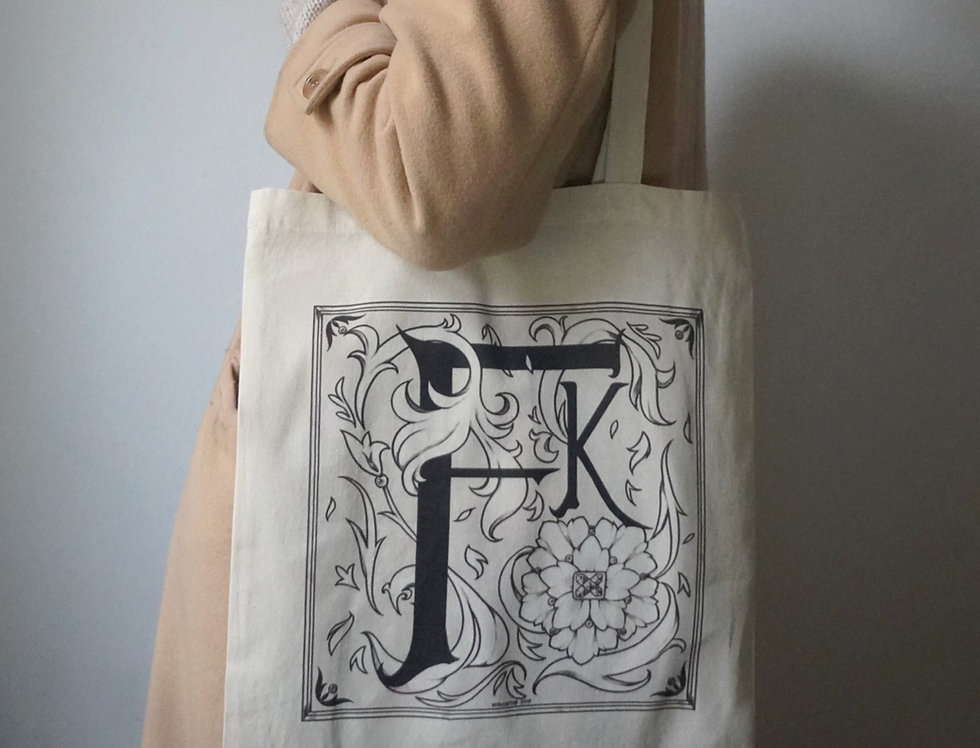 Fabel Knitwear Tote Bag