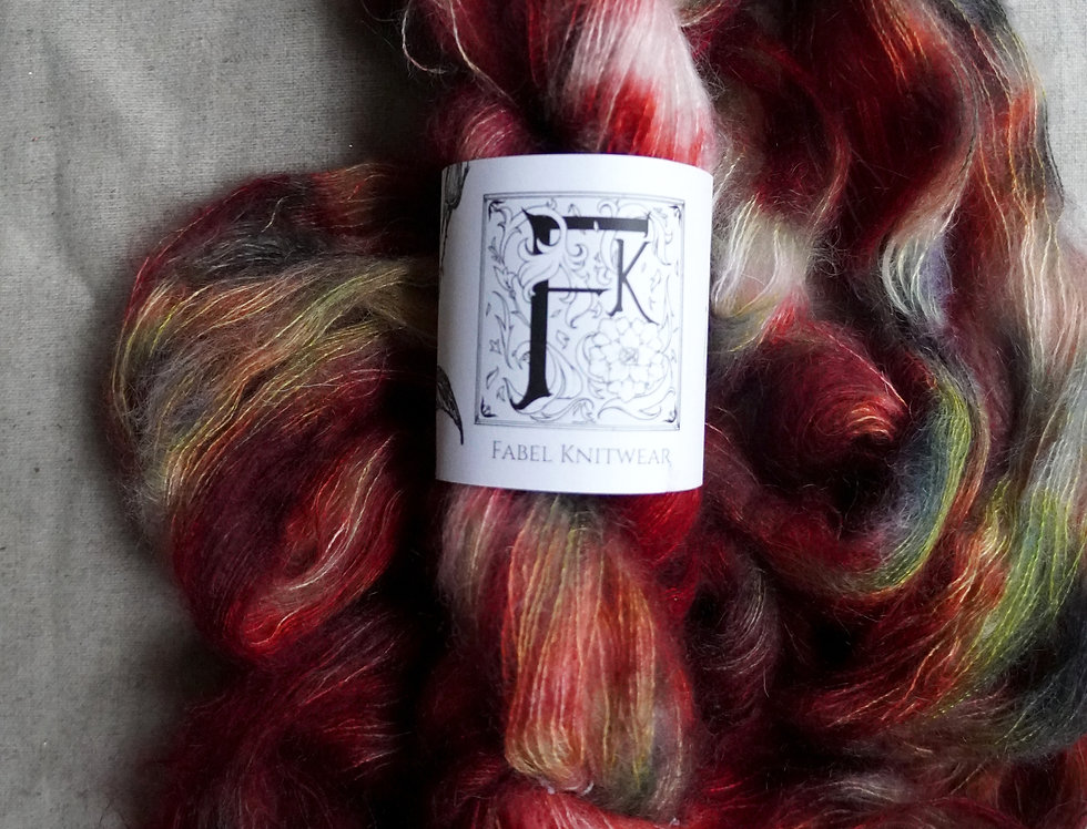 Mohair Silk - Ghost of Christmas Present