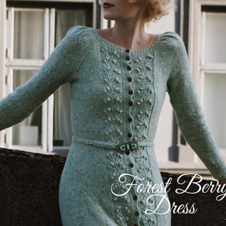 Forest Berry Dress