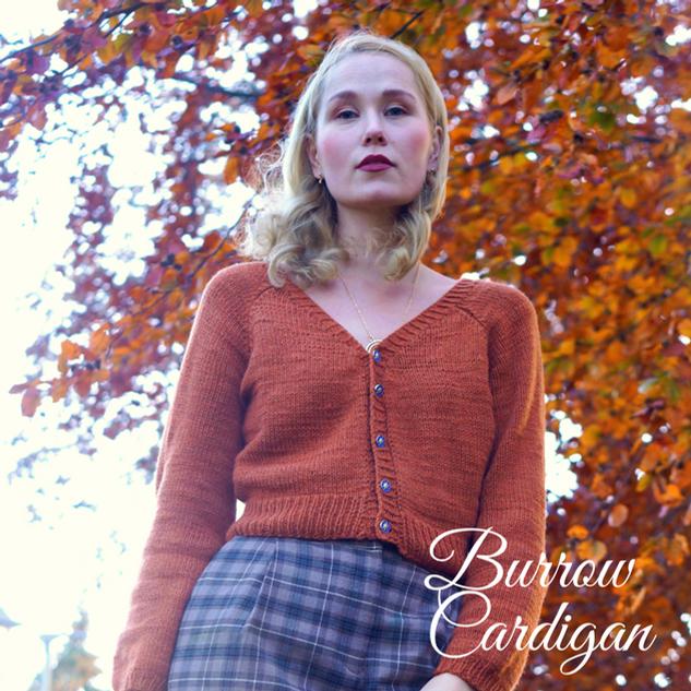 Burrow Cardigan