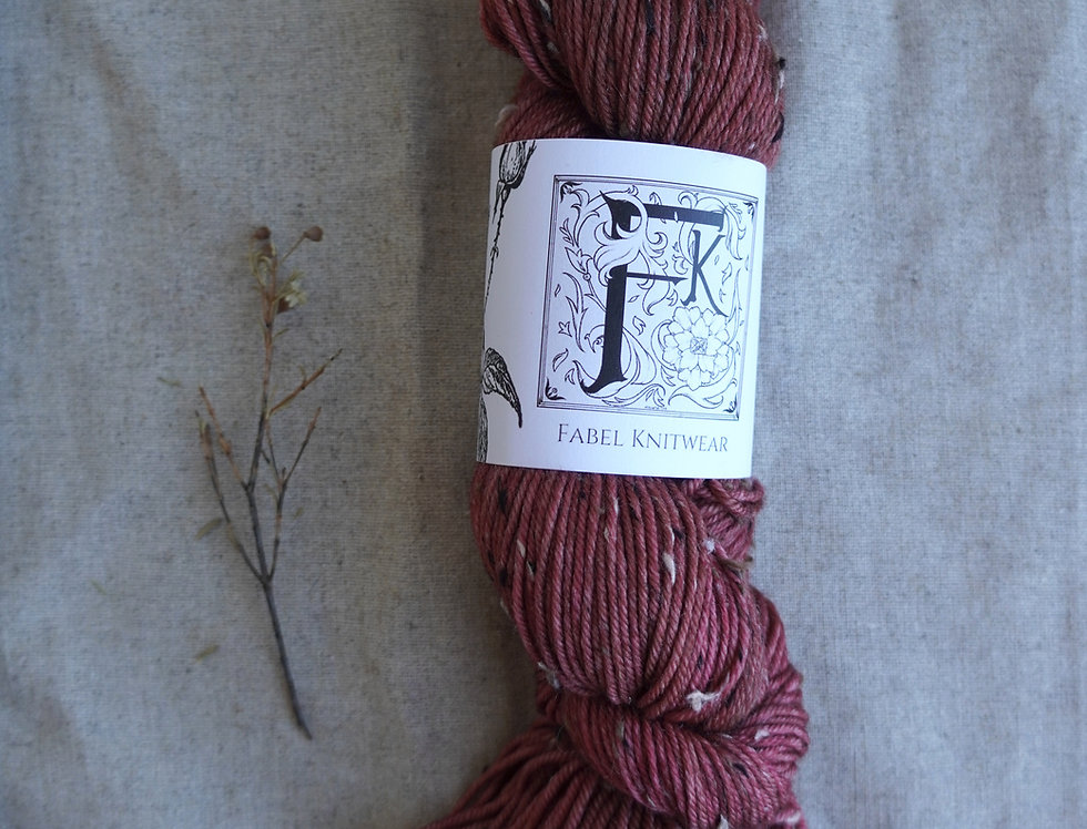 Geillis Tweed -OOAK Raspberry