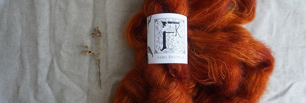 Mohair Silk - Pumpkin Spice