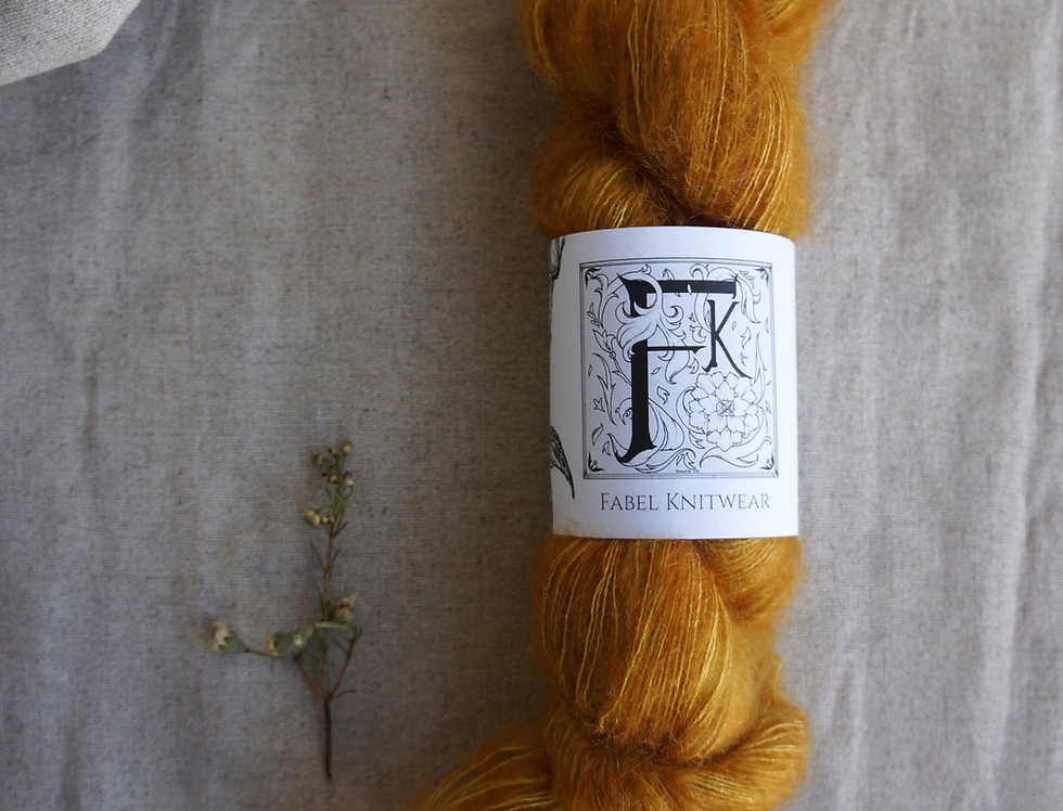 Mohair Silk - Goldthorn