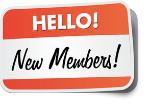 New Member Update - July 7, 2020