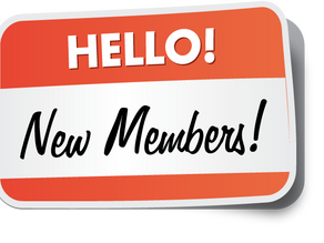 New Member Update - January 27th, 2020
