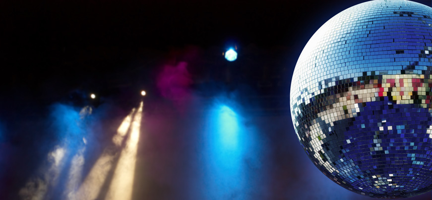 Dj Disco Ball