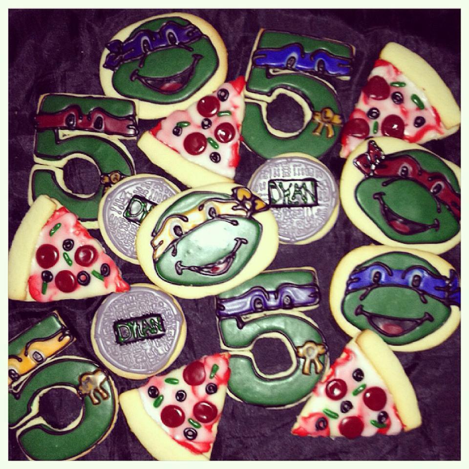 TMNT collage sugar cookies.jpg