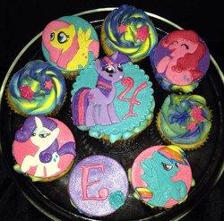 My Little pony cupcakes.jpg