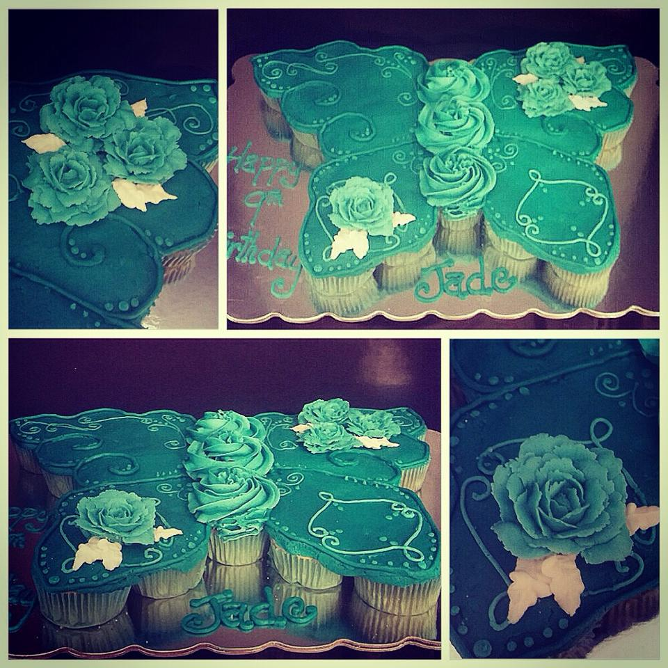 Butterfly cupcake cake collage.jpg