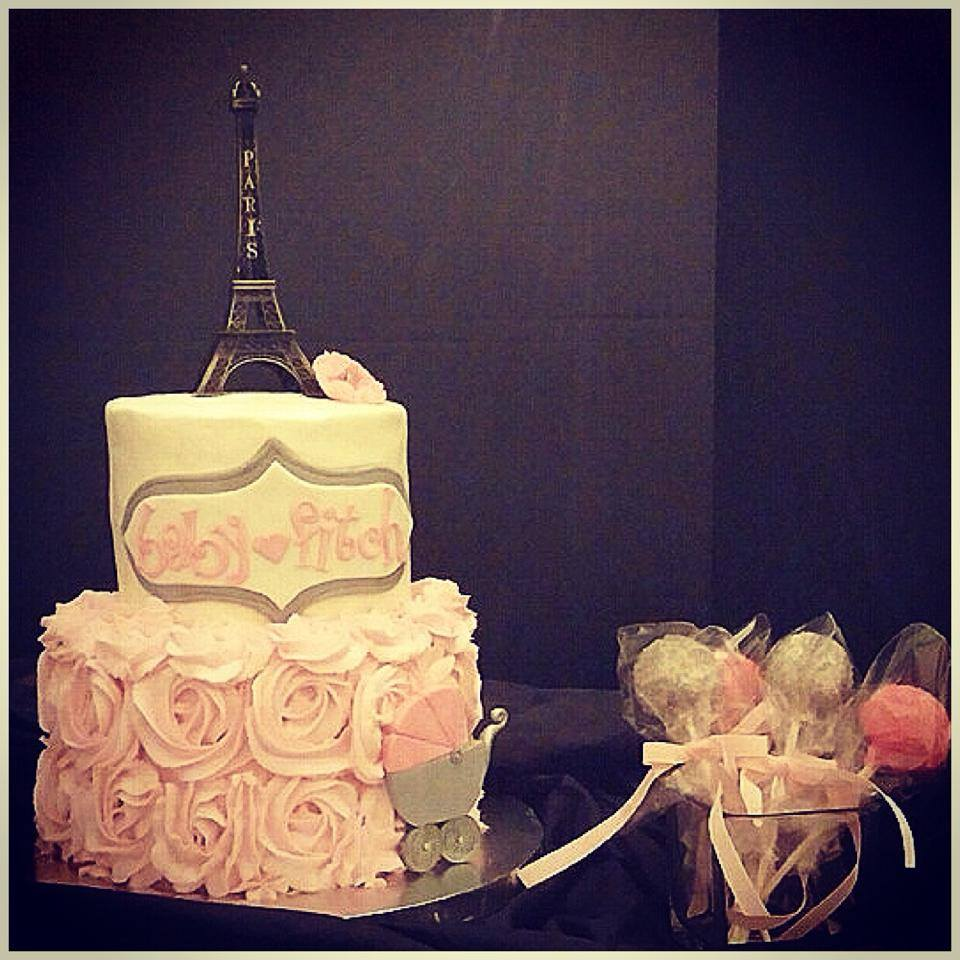Paris baby shower cake and cake pops.jpg