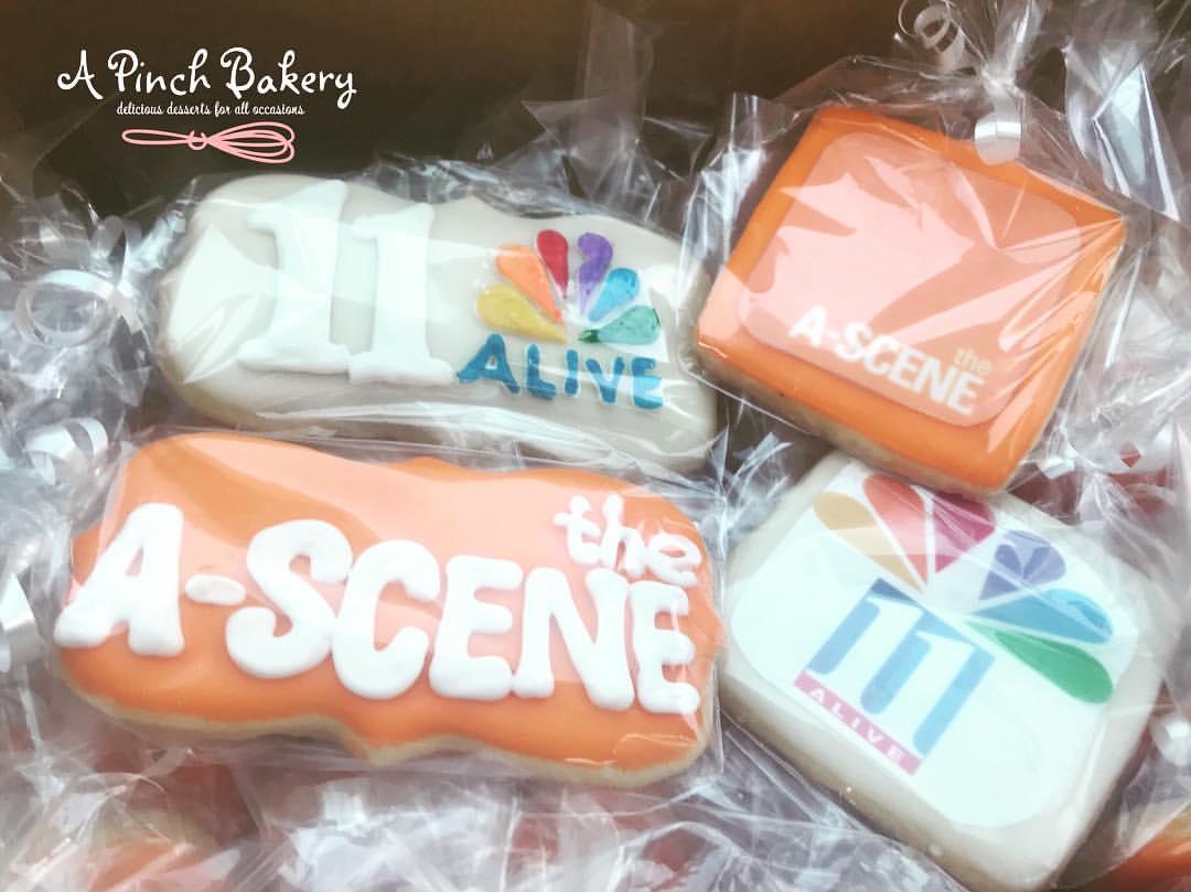 11 alive sugar cookies